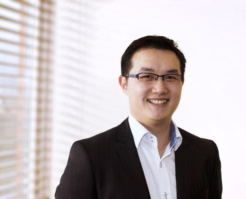 EASY SOFTWARE UK's Tony Cheung