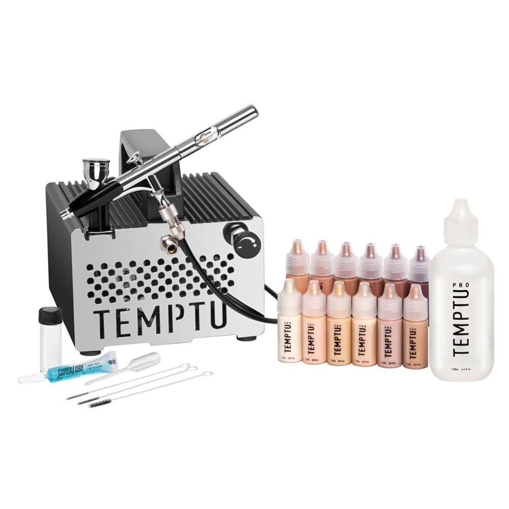 ... temptu s one premier airbrush makeup kit ...