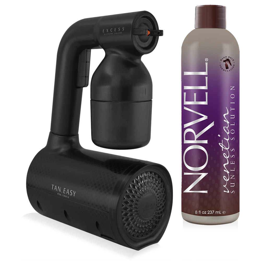 spray tanning machine for home use