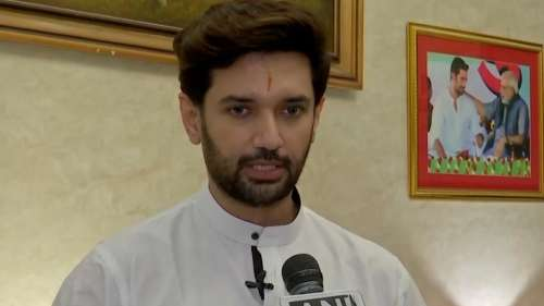 Chirag Paswan: BJP's silence hurt, my father stood behind saffron party like a rock