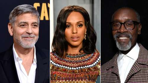 George Clooney& friends to start film schoolto diversify Hollywood