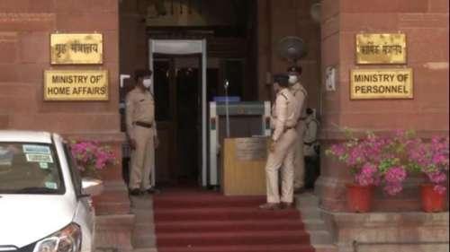 गृह मंत्रालय में High LeveL Meeting जारी,जम्मू कश्मीर के DGP और NSA डोभाल समेत कई अधिकारी मौजूद