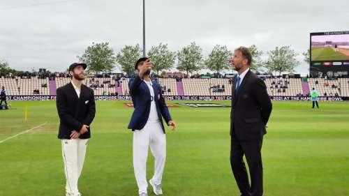 WTC Final: महामुकाबले में NZ ने जीता टॉस, Team India पहले बल्लेबाजी करने उतरी