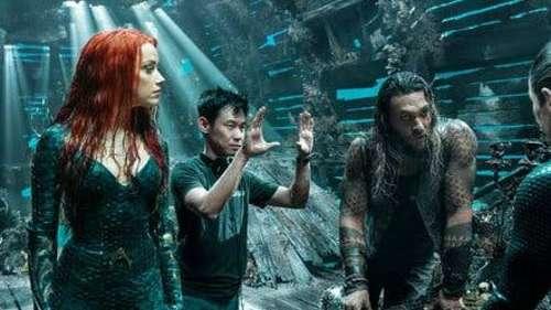'Aquaman 2': director James Wan reveals the film's official title