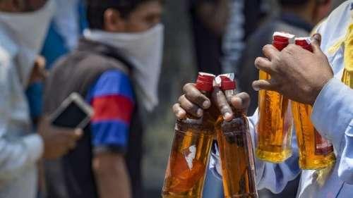दिल्ली में अनलॉक के साथ शराब की होम डिलिवरी के लिए आवेदन आने शुरू