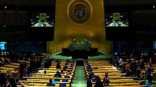 UN resolution calls for halting arms supply to Myanmar, India abstains from vote