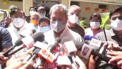 KumbhCovidScam: फर्जीवाड़े पर CM तीरथ रावत का अजब बयान, कहा- मैं तो मार्च में आया, ये मामला पुराना