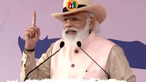 पुलवामा पर पड़ोसी देश के सच से राजनीतिक स्वार्थियों का चेहरा उजागर: PM