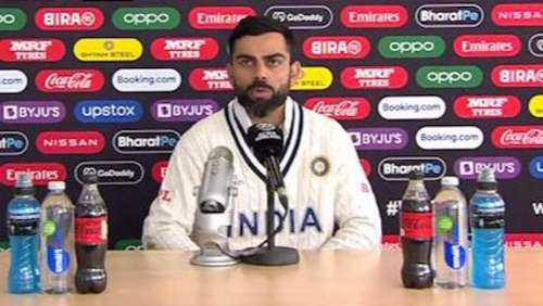 Kohli wants batters to take more responsibility after WTC defeat