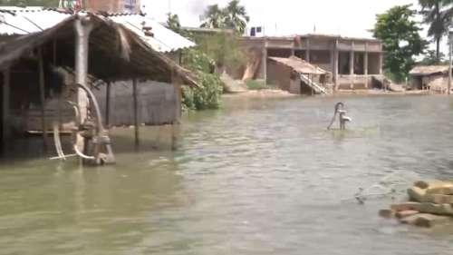 Bihar Flood: उत्तर बिहार बारिश ने तोड़ा 12 साल का रिकॉर्ड, सैकड़ों गावों में घुसा बाढ़ का पानी