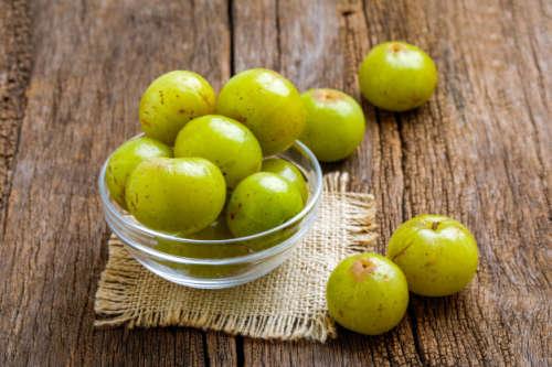 Health benefits of amla