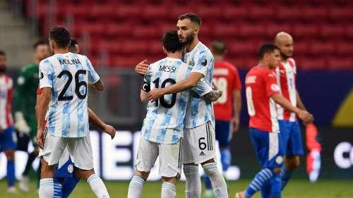 Copa America: अर्जेंटीना ने पराग्वे को हराकर किया क्वार्टर फाइनल में प्रवेश, मेसी का नया रिकॉर्ड