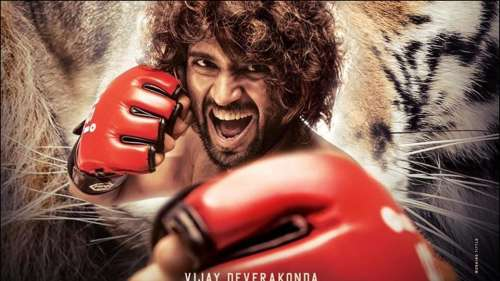 Vijay Devarakonda rubbishes reports of OTT release of 'Liger'