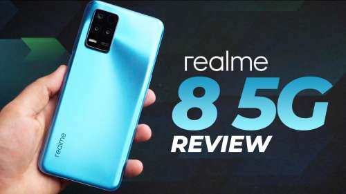 Realme 8 5G Review: all-aboard the 5G train!