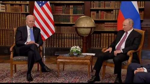 Biden-Putin ने मिलाया हाथ: राजदूतों की वापसी पर सहमति पर तनाव अब भी कायम