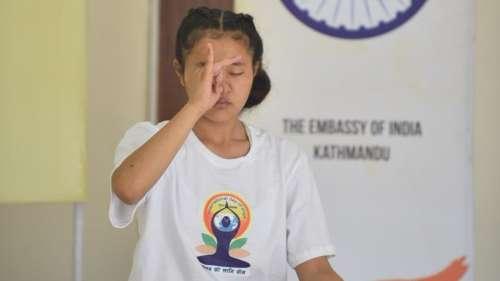 International Yoga Day को मिला शानदार रिस्पॉन्स, दुनिया का हर कोना हुआ 'योगमय'