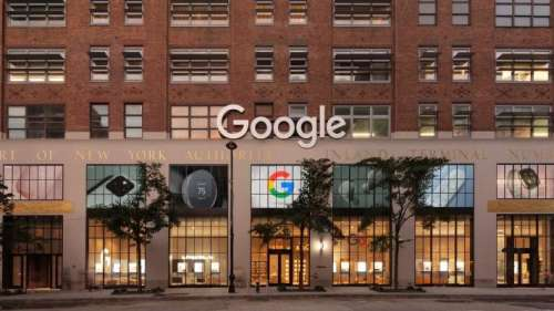 Google opens first ever physical retail store in New York City