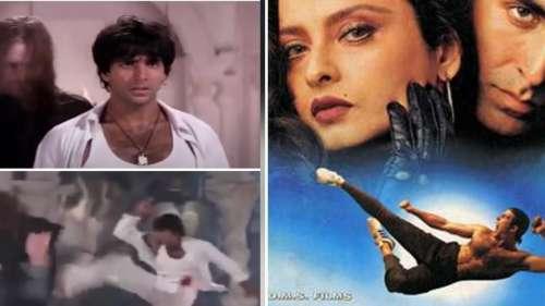 Akshay Kumar did not fight The Undertaker in Khiladiyon Ka Khiladi | BOOM | Bollywood