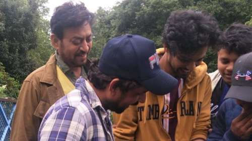 Irrfan Khan's Babil drops old pics with dad, wishes he was here