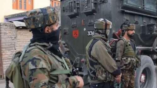 सोपोर में सुरक्षाबलों के साथ मुठभेड़ में लश्कर के 3 आतंकी ढेर, सर्च ऑपरेशन जारी