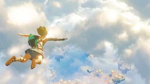 E3 2021: Nintendo showcases Zelda: Breath of the Wild sequel