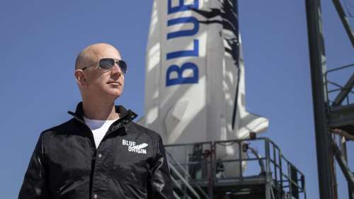 Petition to deny Jeff Bezos re-entry to Earth gets over 8,000 signatures