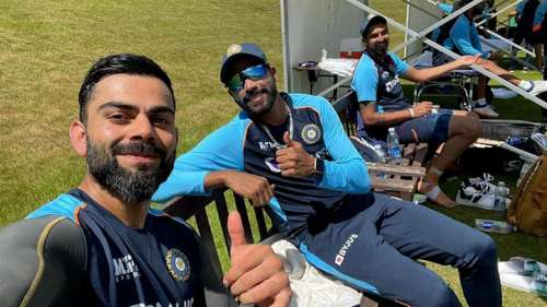 KOHLI की इस तस्वीर से फैंस ने लगाए टीम इंडिया की प्लेइंग-XI के कयास