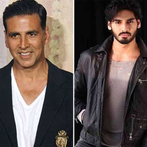 Akshay Kumar rubbishes reports of teaming up with Ahan Shetty for Sajid Nadiadwala's project