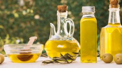 Olive oil for skin and hair