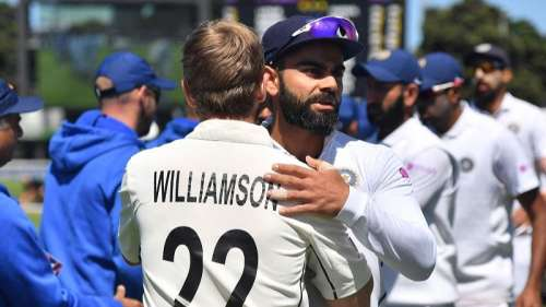 Team India chases history