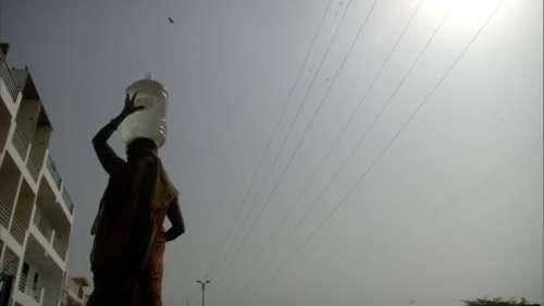 'Zero' पानी की कगार पर