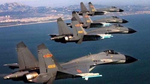 Taiwan-China: G-7 समूह देशों के हिदायत से भड़का चीन! ताइवान की तरफ भेजे 28 लड़ाकू विमान