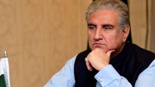 Pakistan would oppose any move by India to divide Kashmir: FM Qureshi