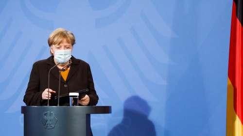 Covid vaccine cocktail for Angela Merkel: AstraZeneca dose followed by Moderna shot
