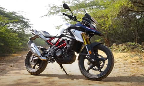 BMW G 310 GS review