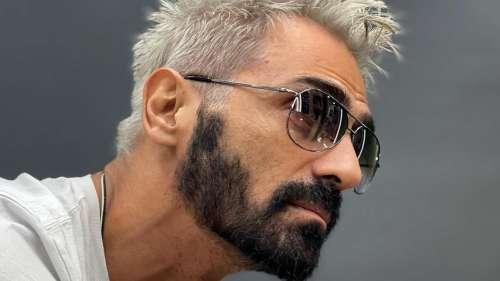 Watch: Arjun Rampal rocks new platinum blonde hair look for Dhaakad
