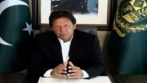Pakistan won't allow military bases to US, PM Imran Khan says