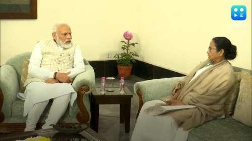 पीएम मोदी ने दी ममता बनर्जी को जीत की बधाई, बोले- राज्य को पूरा सहयोग करेगी केंद्र सरकार