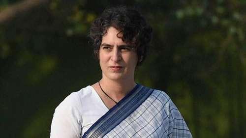 UP Election: प्रियंका गांधी ने 50 नेताओं को खुद किया फोन, बोलीं- आपका टिकट कन्फर्म