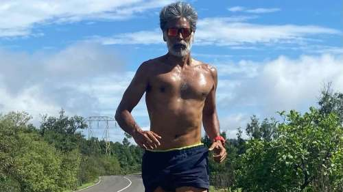 Milind Soman steps out for first 10k run post Covid-19 recovery, shares tips