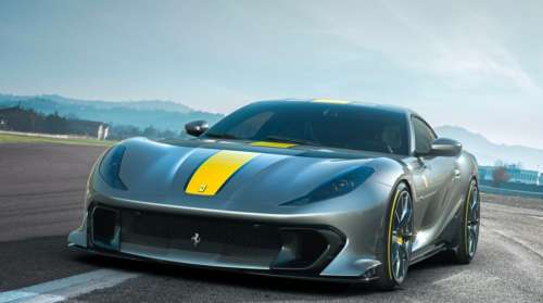 Ferrari 812 first look