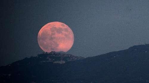 Season's first full moon, Strawberry Moon to light up the sky tonight