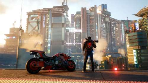Cyberpunk 2077 returns to PlayStation Store six months after being removed for bugs