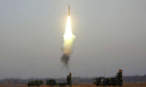 Missile interception