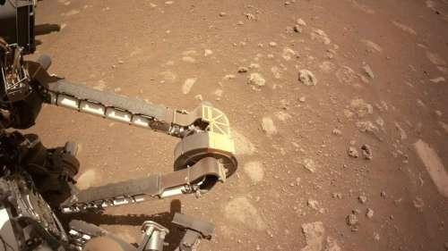 मंगल ग्रह से NASA के रोवर ने भेजी कुछ और अजीबोगरीब आवाजें, आप भी सुनिये