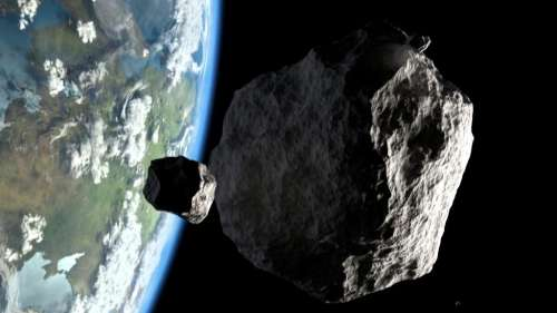 Asteroid bigger than the Eiffel Tower to fly past Earth on June 1
