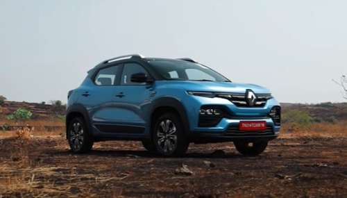 Renault Kiger first drive