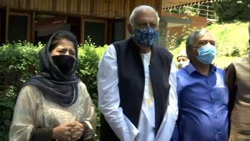 Gupkar Meeting: प्रधानमंत्री की बैठक में जाएंगे गुपकार नेता, फारुक अब्दुल्ला बोले- 370 पर समझौता नहीं