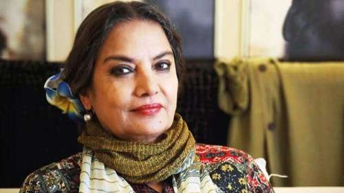 Shabana Azmi alleges alcohol delivery platform cheated her, netizensreact