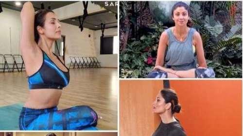 International Yoga Day 2021: योग की दिवानी हैं बॉलीवुड की ये एक्ट्रेस